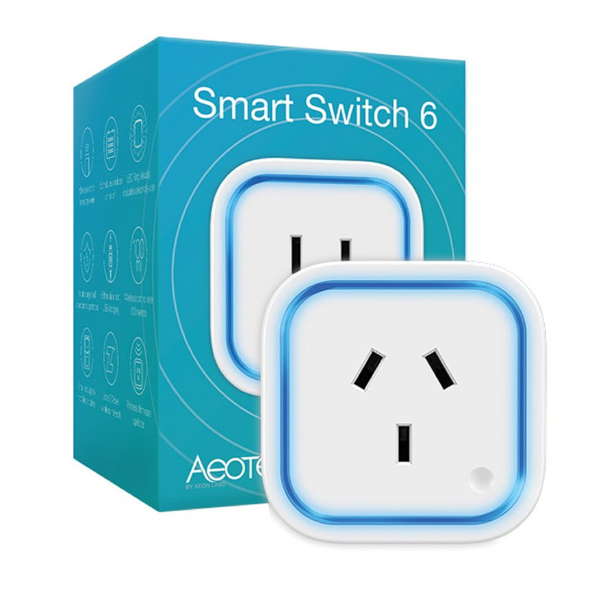 Z-Wave AU Smart Switch 6 by Aeotec (Aeon Labs)
