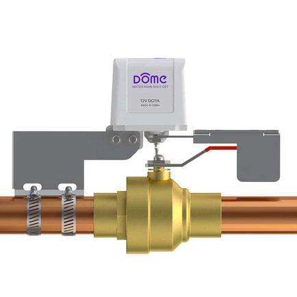 Z-Wave Water Valve by Dome Australia
